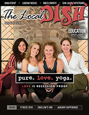 Virtual Issue for The Local Dish Magazine