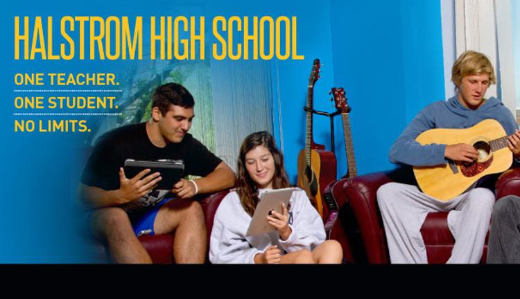 Halstrom High School