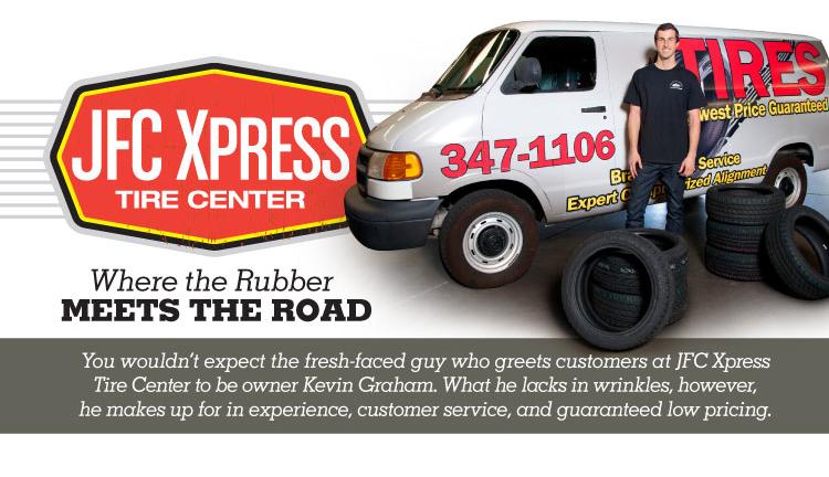 JFC Xpress Tire Center