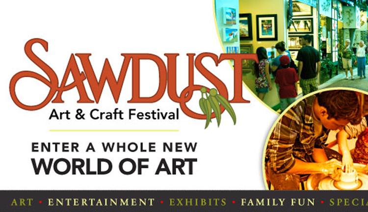 Sawdust Art & Craft Festival