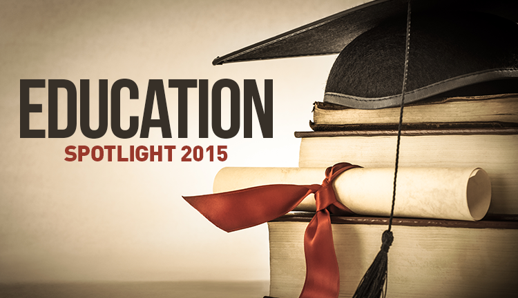 Education Spotlight 2015