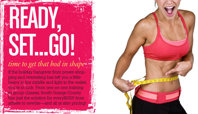 Get that Bod in Shape!
