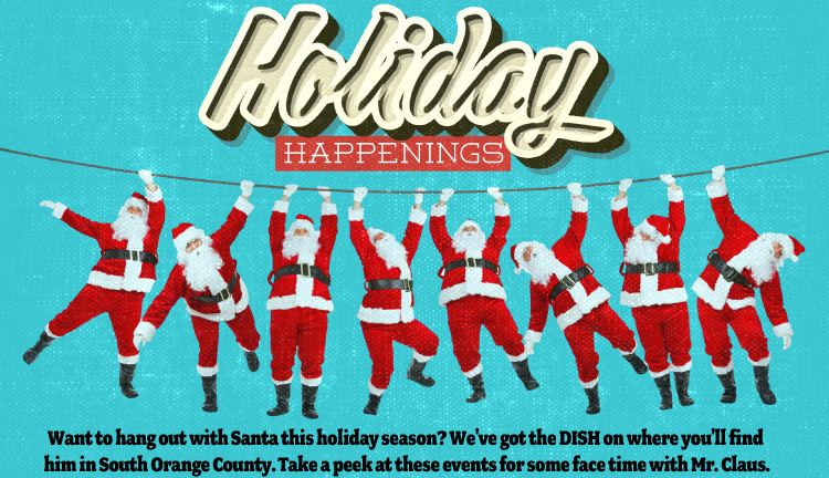 Holiday Happenings in South OC