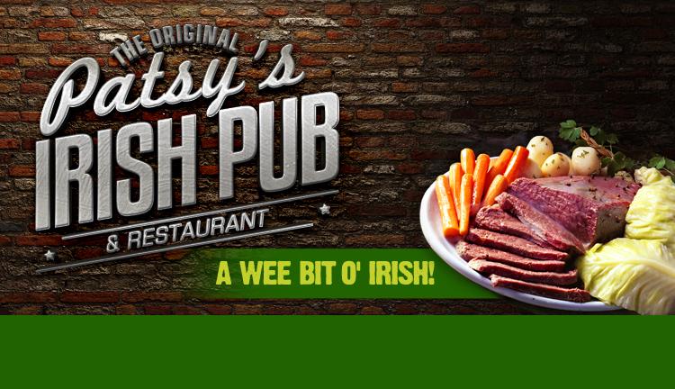 Patsy's Irish Pub and Restaurant