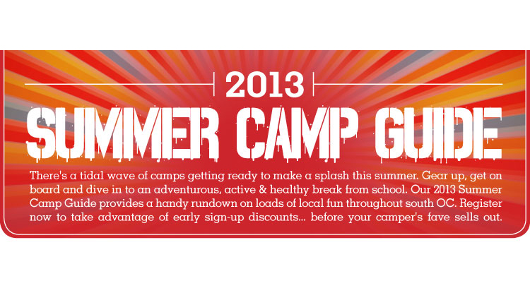 Summer Camp Guide 2013