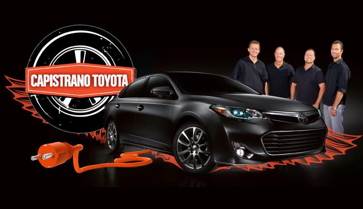 Capistrano Toyota