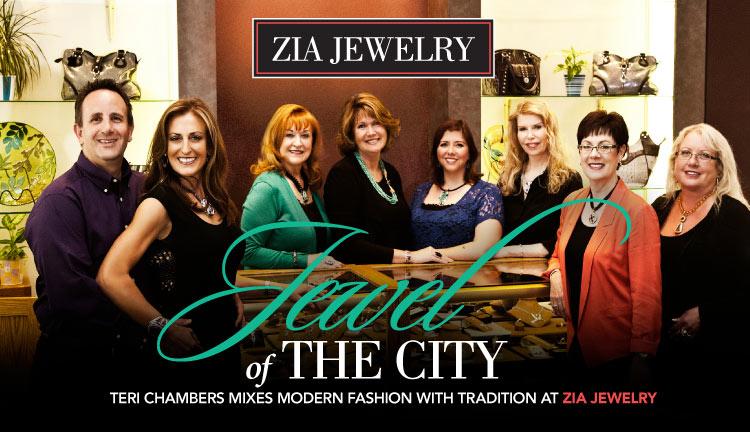 Zia Jewelry