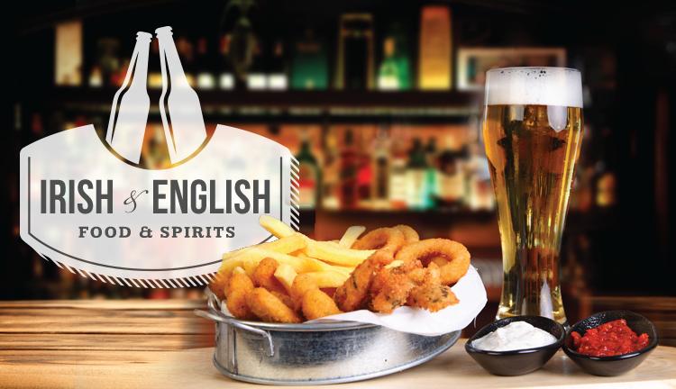 Irish/English