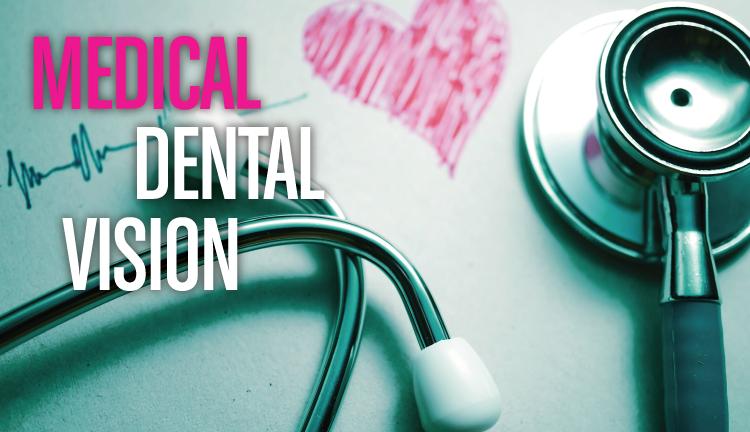 Medical, Dental & Vision