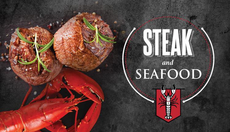 Steak/Seafood