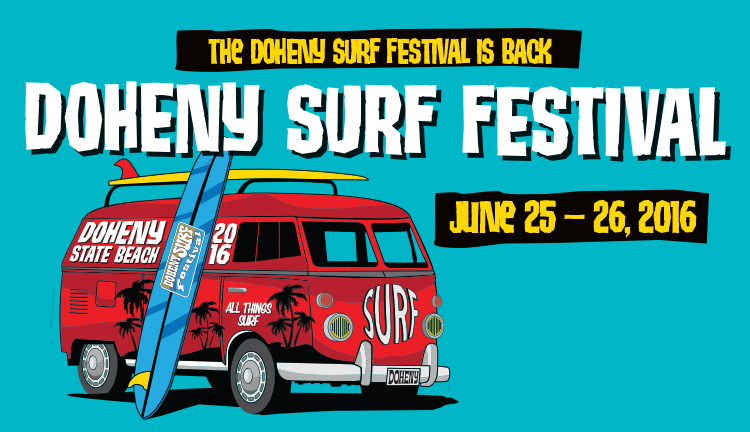 The Doheny Surf Festival is Back