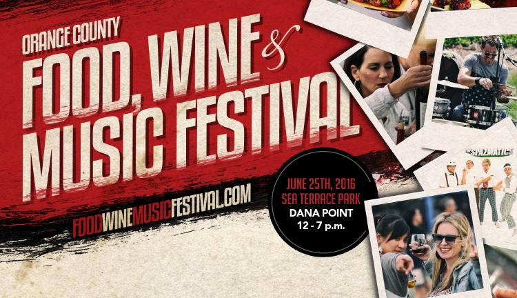 The 4th Annual Orange County Food, Wine & Music Festival