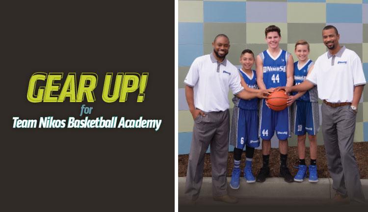 Team Nikos Basketball Academy