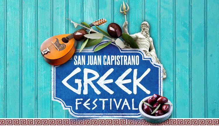 4th Annual San Juan Capistrano Greek Festival