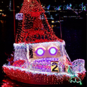 The 42nd Annual Boat Parade of Lights