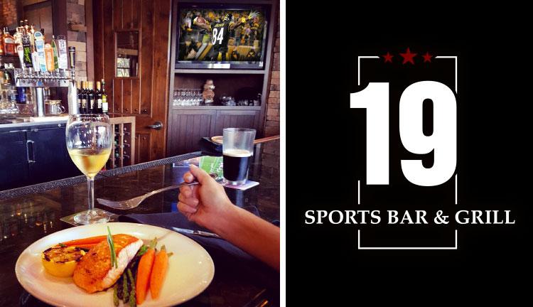 19 Sports Bar & Grill