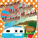 Driving Miz Daisy Vintage Market