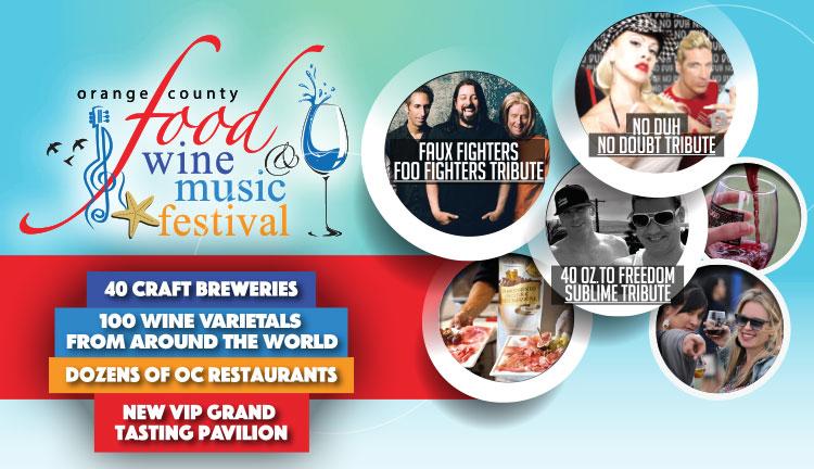 Orange County Food, Wine & Music Festival