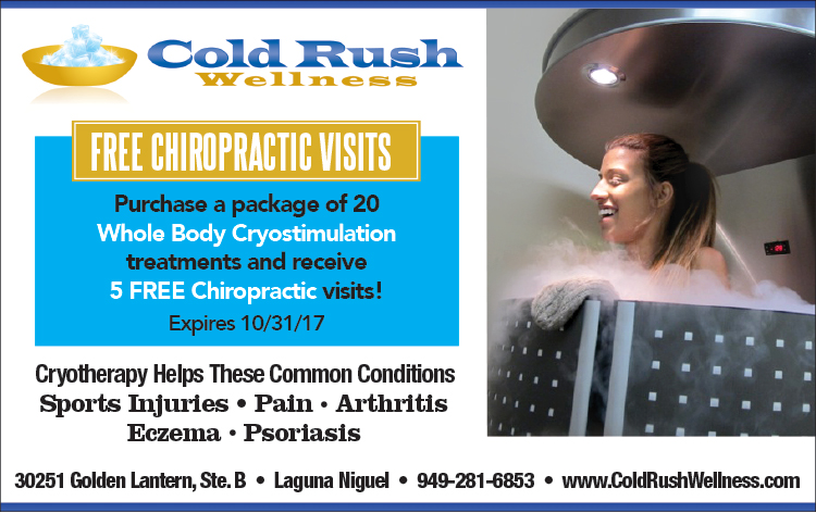 Cold Rush Wellness