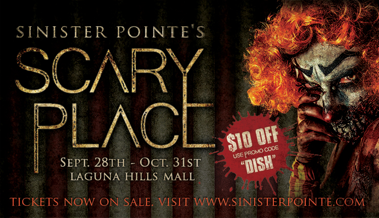 Sinister Pointe's Scary Place