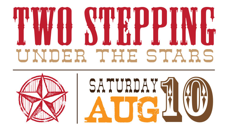 17th Annual Two Stepping Under the Stars