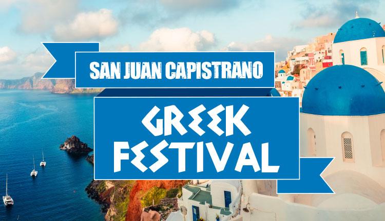 San Juan Capistrano Greek Festival