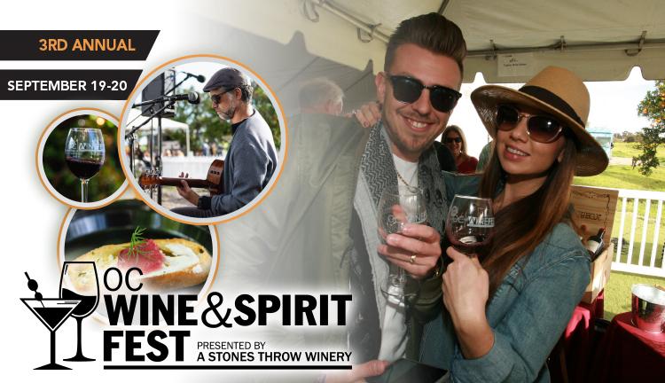 OC Wine & Spirit Fest