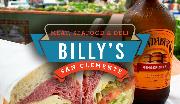 Billy's Meat, Seafood & Deli