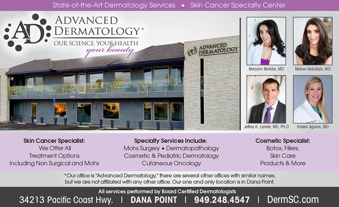 Advanced Dermatology The Local Dish Magazine
