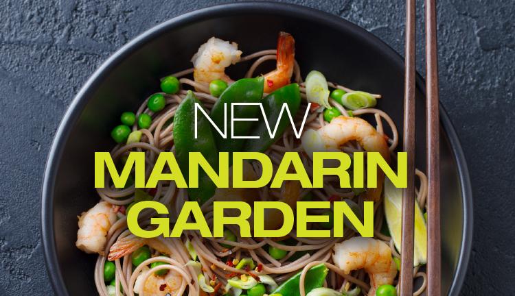 New Mandarin Garden